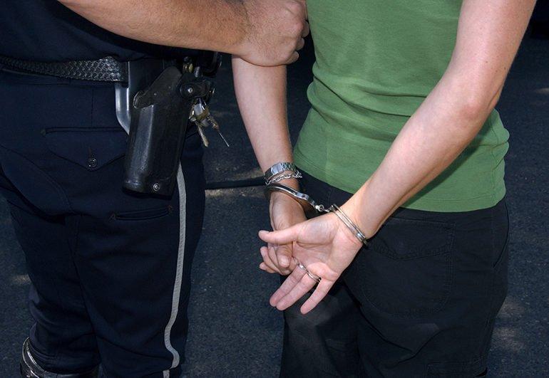 women arrest க்கான பட முடிவு