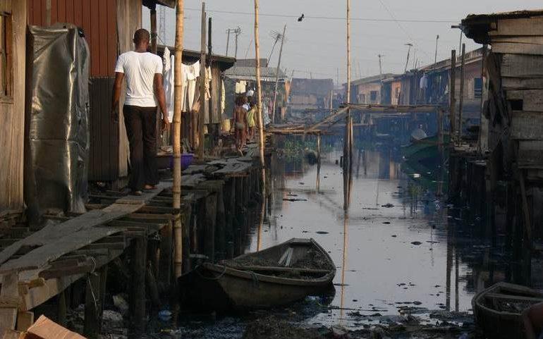 Ray of hope for Nigeria's slum dwellers