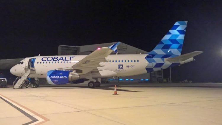 Bank of Cyprus Cobalt Air annoucement