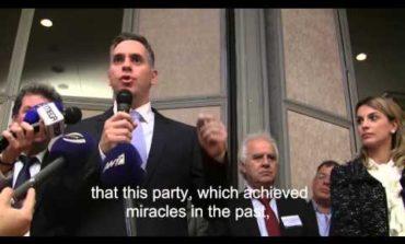 Nicolas Papadopoulos victory speech