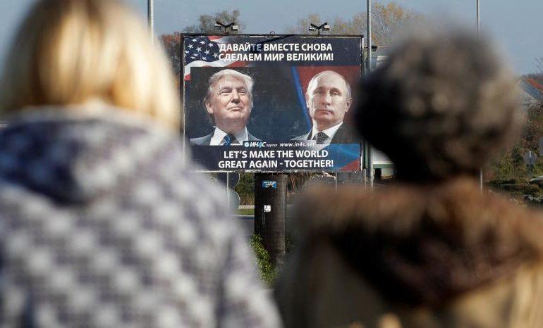 Kremlin says Putin-Trump meeting possible before July
