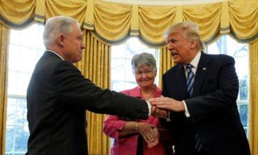 Trump orders target cartels, crime as attorney general sworn in