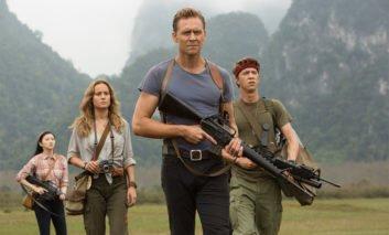 Film review: Kong: Skull Island ***