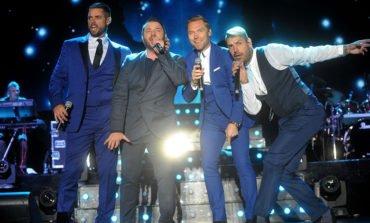 Boyzone are in talks to reunite in 2018