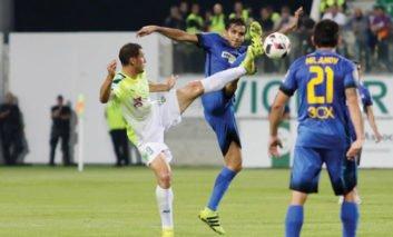 Showdown with Apoel 'a final' for AEK