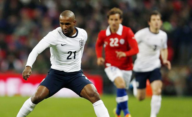 Defoe back for England at age of 34