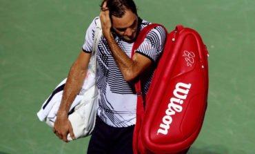 Federer stunned by Donskoy in Dubai