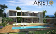 Hill Crest Residences – detached luxury villas in Limassol
