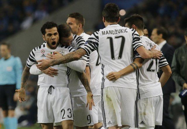Porto face Herculean task away to Juventus