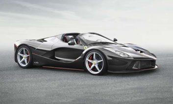 Ferrari's 70-year anniversary celebrations get underway
