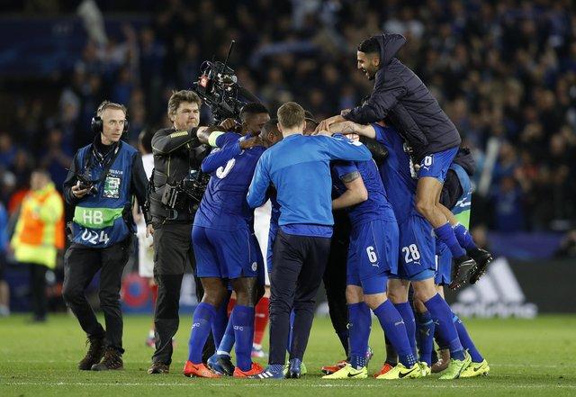 Leicester face Atletico, Ancelotti gets Real reunion
