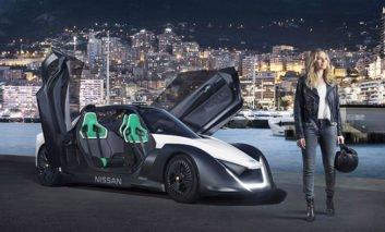 Nissan sign Margot Robbie as EV ambassador