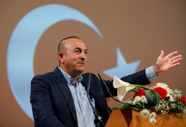 "Europe headed for ""religion wars"" despite Wilders' stumble, Turkish minister says"