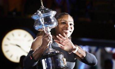 Injured Serena to lose No.1 ranking