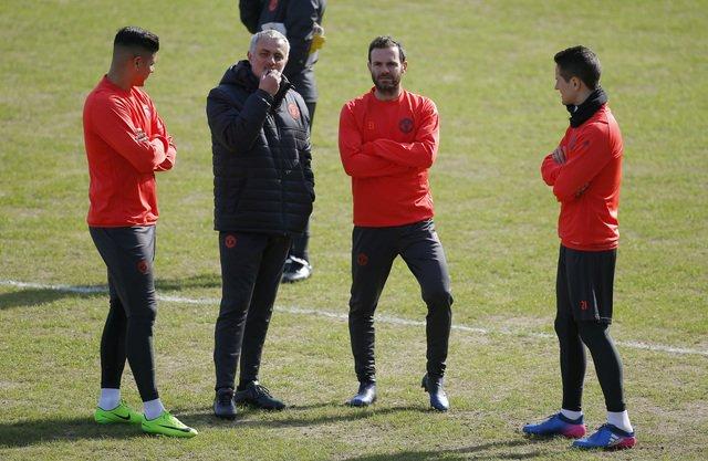 European campaign starts after Rostov for Mourinho