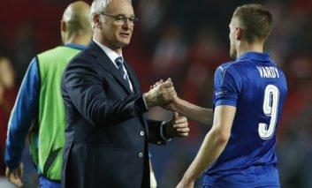 Vardy got death threats over Ranieri sacking