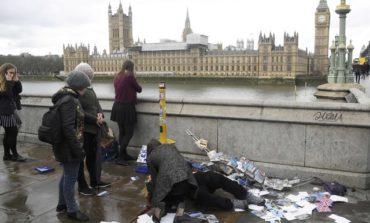 Five dead, 40 injured in UK parliament 'terrorist' attack