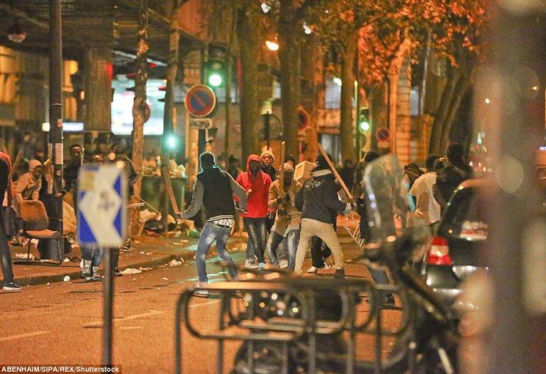 Street wars in Europe?