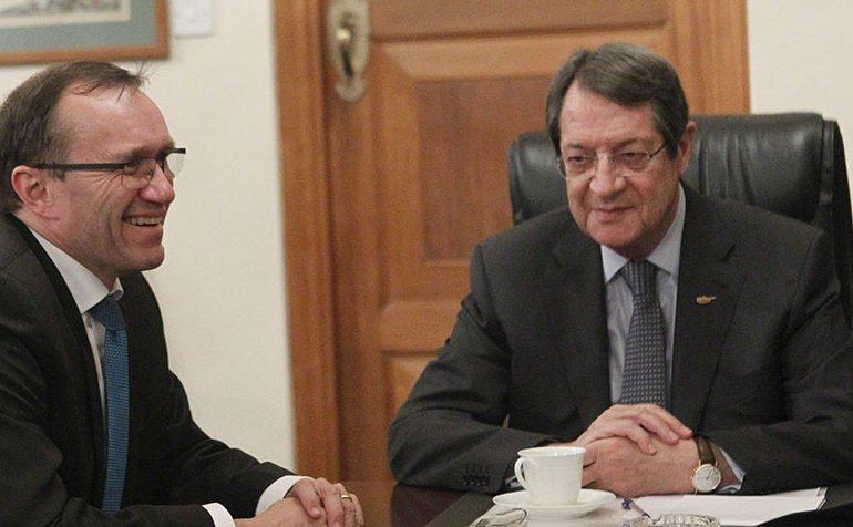 Efforts to restart talks 'promising', says Eide (Updated)