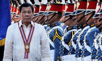 Duterte: mass murderer in power