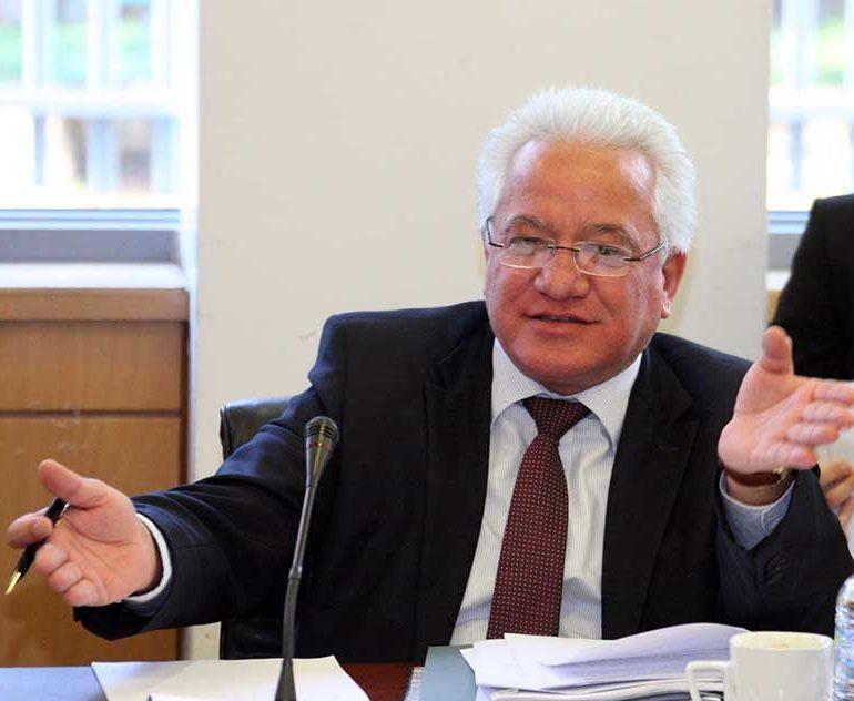 Nicolaou pledges to create judges' school