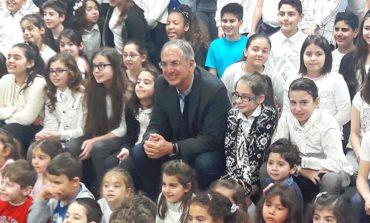 Kadis congratulates diaspora on Greek learning