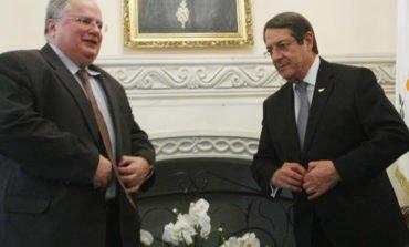 Kotzias and Anastasiades discuss how to move talks forward (Update 2)
