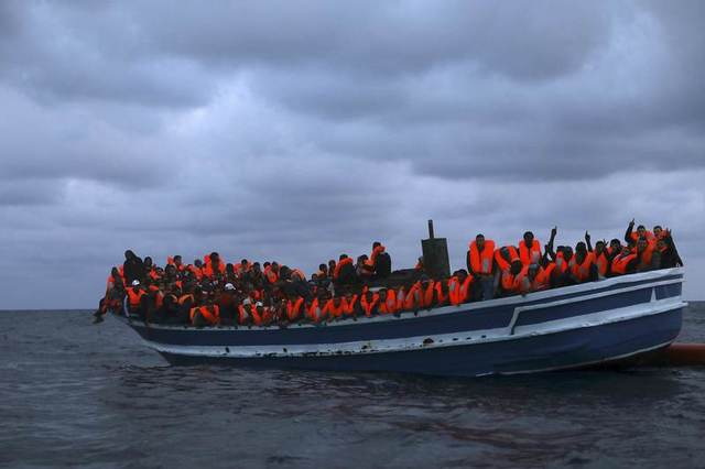 Some 146 migrants feared dead after shipwreck, sole survivor says