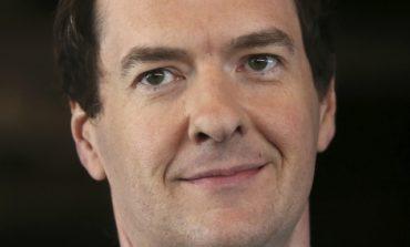 In surprise, UK ex-finance minister Osborne named editor of London paper