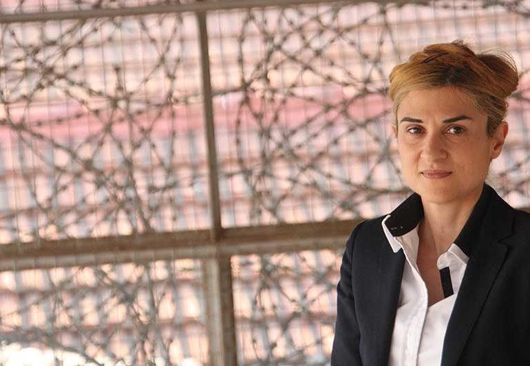 A one-woman revolution at Nicosia Central Prison