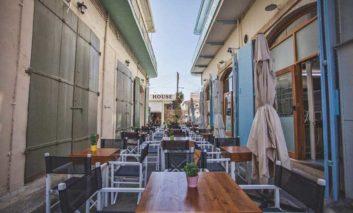 Restaurant review: To Kafe Tis Chrysanthis, Larnaca