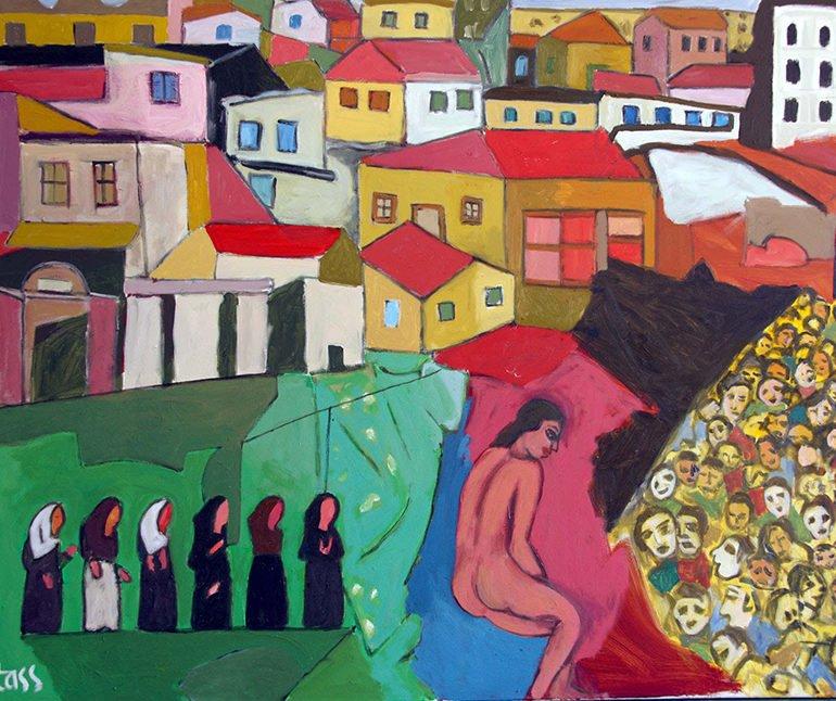A pioneering Cypriot artist honoured