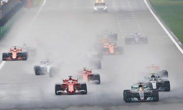 Hamilton wins in China, Vettel second