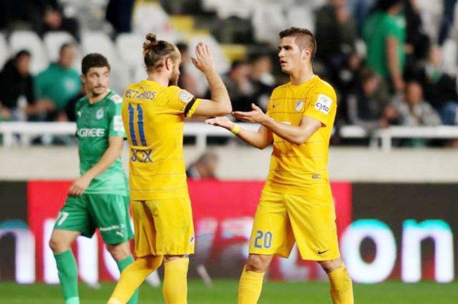 Arch-rivals ready for Nicosia derby showdown