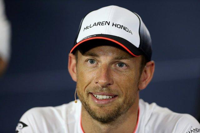 Button to make F1 return at Monaco Grand Prix