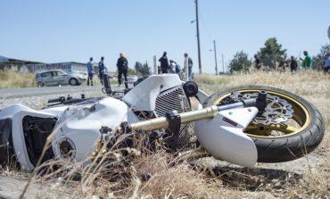 Woman biker killed in Limassol collision