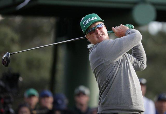 Journeyman Hoffman tames windy Augusta