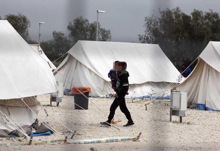 Seven Syrian men seeking asylum taken to Nicosia facility