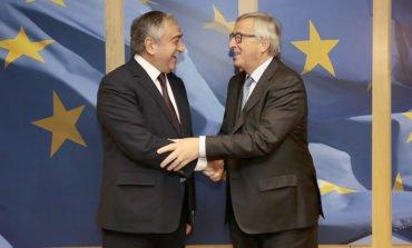 Akinci meetings in Brussels 'productive'