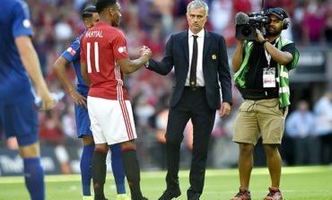 Mourinho urges Martial to start delivering