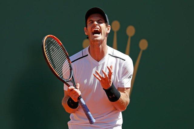 Ramos knocks Murray out of Monte Carlo Masters