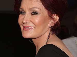 "Sharon Osbourne has praised Mel B as a ""great mother"""