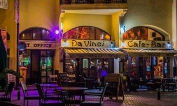 Bar Review: Da Vinci Café, Larnaca