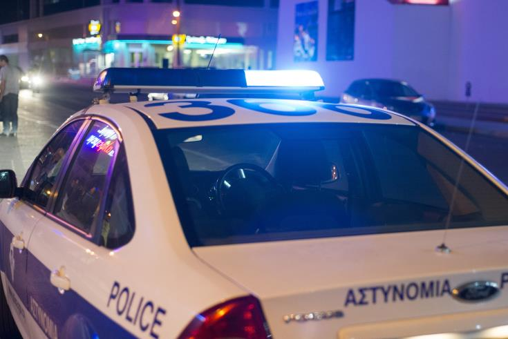 Police bag drunk cyclist in Limassol