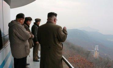 N.Korea test-fires missile into sea ahead of Trump-Xi summit