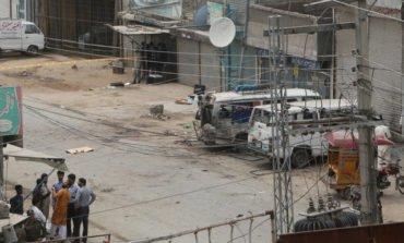 Blast in Pakistani city of Lahore kills at least six