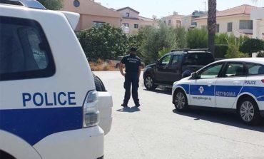 Police officer bitten in roadside tussle