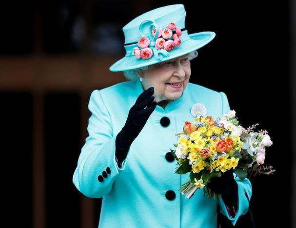 Britain's Queen Elizabeth celebrates 91st birthday