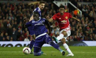 Rashford scores winner but Man United suffer Ibrahimovic blow