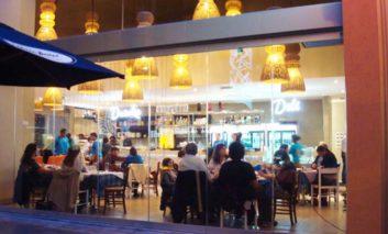 Restaurant Review: Ocean Basket, Onasagorou, Nicosia